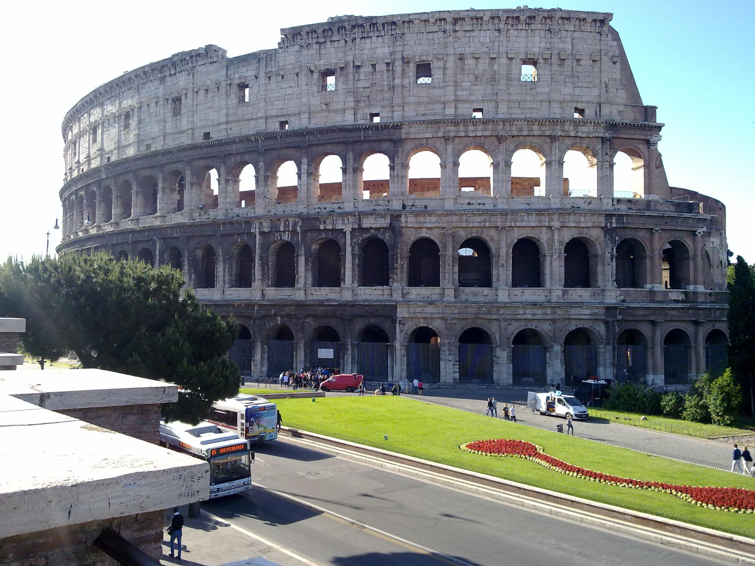 Visitar Roma En 5 Días Itinerario 4 Y 5 Portal De Dibujo Técnico